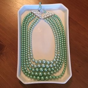 Jewelry - Vintage Ombré Pearl Necklace